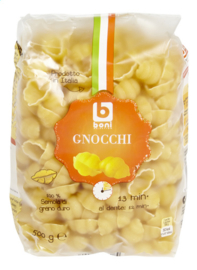 BONI SELECTION gnocchi  -  500 gr