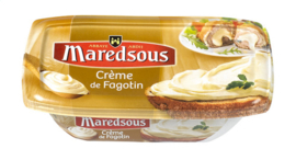 MAREDSOUS  crème de Fagotin kuipje  -  200 gr.