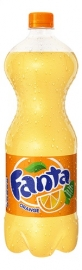 FANTA  orange (pet) -  1 L.