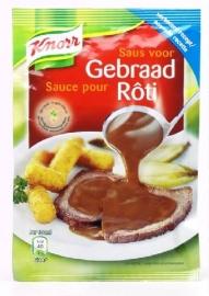 KNORR Instant saus voor gebraad - 24 gr.