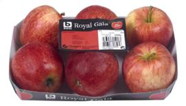 BONI SELECTION  appelen Royal Gala 6 stuks - 1 kg.