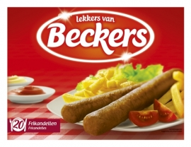 BECKERS  frikandellen  the Original - 20 x 70 gr