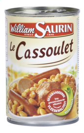 WILLIAM SAURIN  cassoulet - 420 gr.
