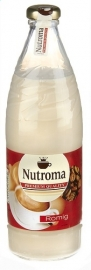 NUTROMA  koffiemelk 'romig' (glas) - 500 ml.