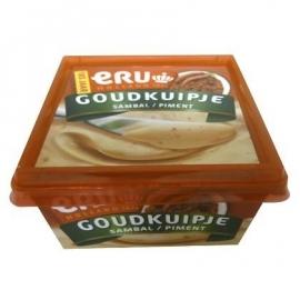 Goudkuipje met sambal, van ERU - 100 gr net.