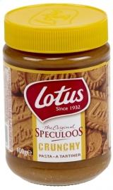LOTUS speculoospasta crunchy - 400 gr.