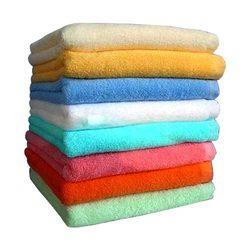 Baddoek handdoek voor badkamer 50 x 100 cm, kleur volgens keuze - per 1 stuk.