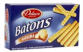 DELACRE Bâtons gouda - 60 gr