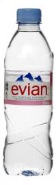 EVIAN  natuurlijk mineraalwater - 50 cl