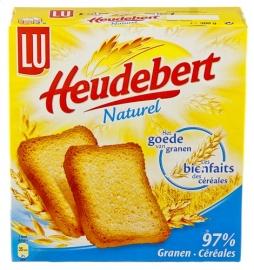 LU HEUDEBERT  naturel beschuiten - 300 gr.