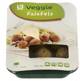 BONI SELECTION  VEGGIE  falafels - 170 gr