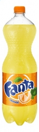 FANTA  orange (pet) -  1,5 L.