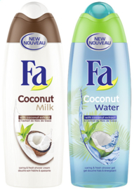 FA  Douche Coconut Water - 250 ml
