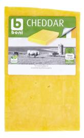 BONI SELECTION  cheddar jong blok  -  225 gr.