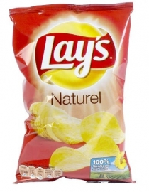 LAY`S chips naturel - 45 gr