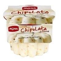 MONA Chipolata pudding, bijzonder lekkerrrrr....!