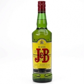 J & B Scotch whisky 40 % vol. 70 cl.