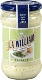 LA WILLIAM  tartaarsaus - 300 ml.
