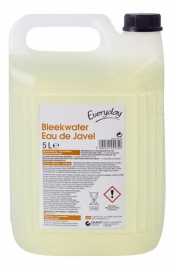 EVERYDAY  bleekwater Javel 8° -  5 L