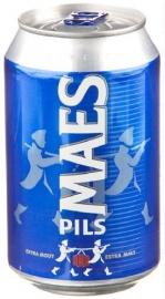 MAES pils (blik) 33 cl.