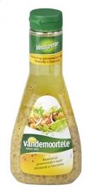 VANDEMOORTELE  vinaigrette mosterd - 450 ml