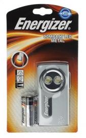 ENERGIZER  zaklamp new flat + 2 AA  batterijen.
