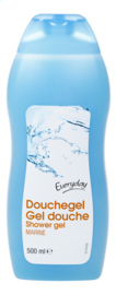 EVERYDAY  douchegel marine  - 500 ml