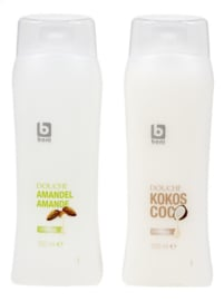 BONI SELECTION douche amandel/kokos  -  500ml