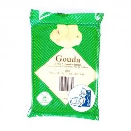 MOLENLAND®  Jonge Gouda 6 sneetjes - 250 gr.
