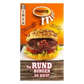 Mora Beefburger - 4 x 70 gr.