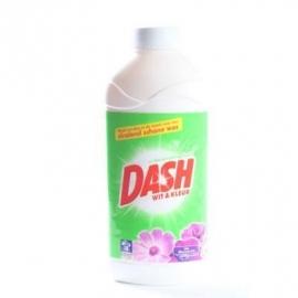 Dash  vloeibaar wasmiddel kleur & wit, 18 wasbeurten - 1,04 L.