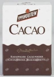 VAN HOUTEN  cacaopoeder - 250 gr.