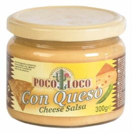 POCO LOCO  `Con queso` koude kaassaus - 300 gr.