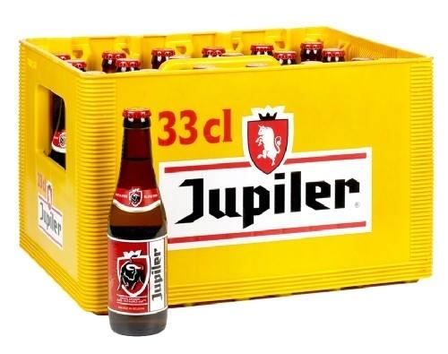 JUPILER  pils (bak) - 24 x 33 cl.