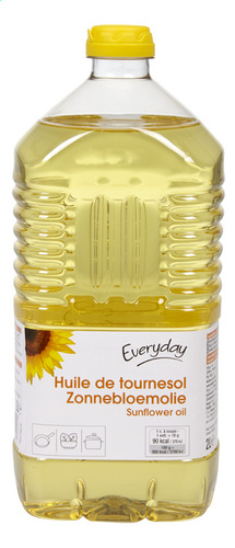 Everyday olie zonnebloem  -  2L