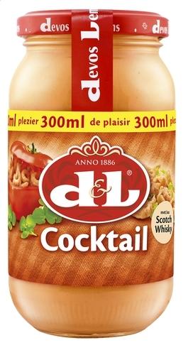 DEVOS LEMMENS  cocktailsaus  -  300 ml.