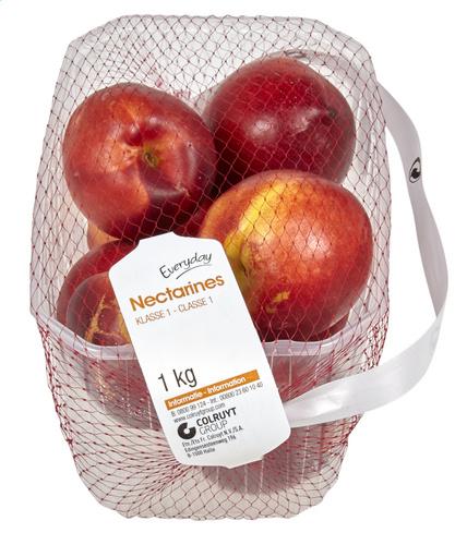 EVERYDAY  nectarines   -   1 kg.