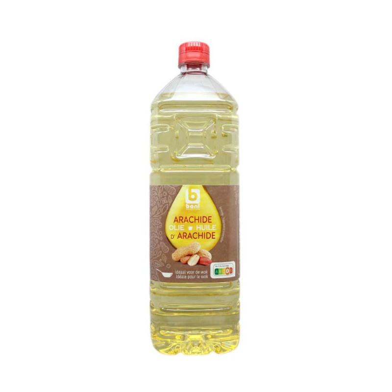 Boni arachide olie - 1 L