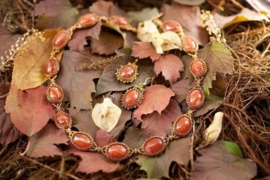 Collier 'Autumn Song'