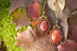 Oorbellen 'Autumn Song'