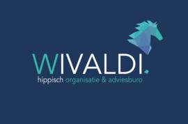 Logo Wivaldi - hippisch organisatie en adviesburo