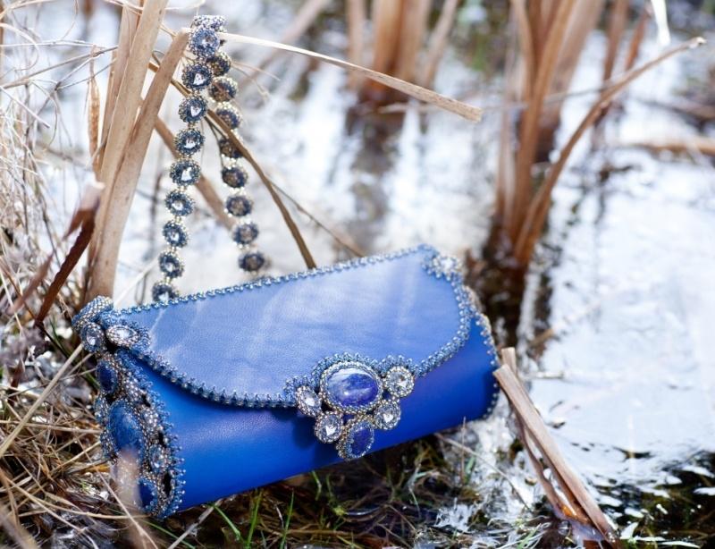 Clutch 'Blue Lagoon'