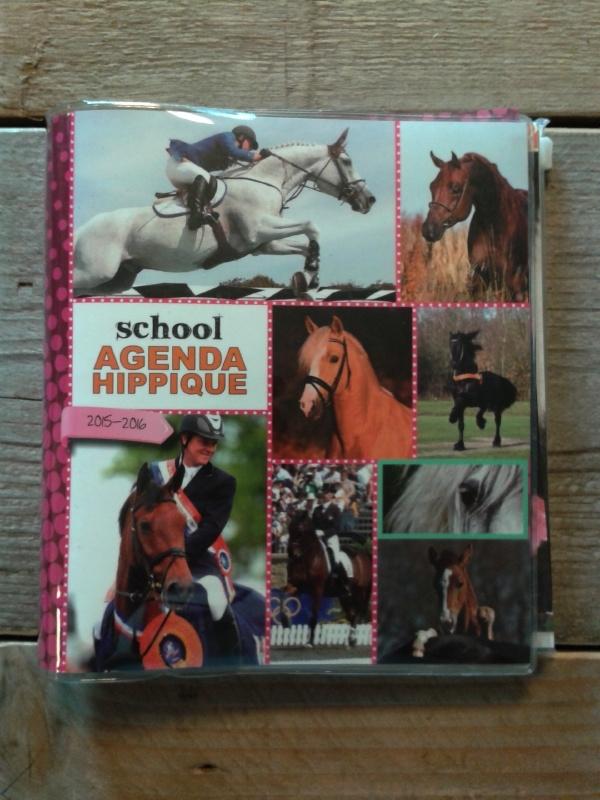 Schoolagenda Hippique
