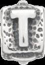 tedora 510 T, klik op de letter voor het alfabet, let op: niet alle letters leverbaar!