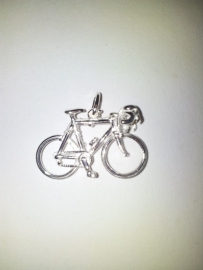 zilveren bedel wielrennen 10.03224