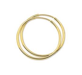 gouden oorringen