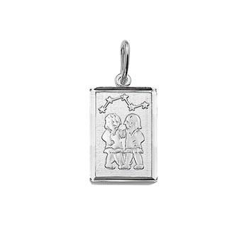 zilveren sterrenbeeld tweeling