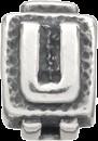 tedora 510 U, klik op de letter voor het alfabet, let op: niet alle letters leverbaar!
