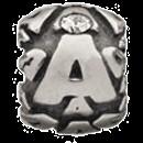 tedora 525 A, klik op de letter voor het alfabet