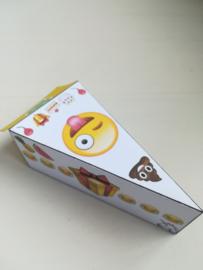 Emoji taart